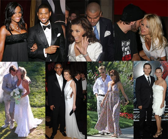 What Is Your Favorite Celebrity Wedding of 2007?