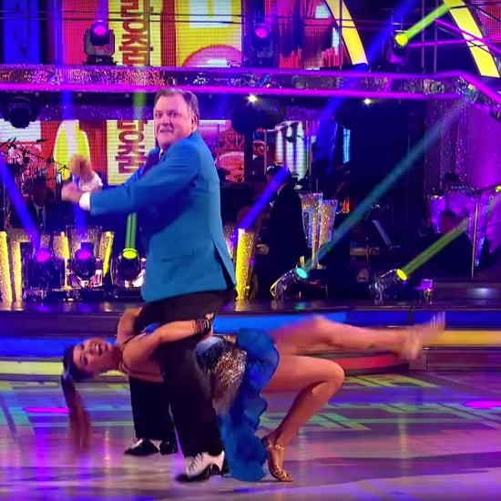 "Ed Balls Strictly Come Dancing Salsa to ""Gangnam Style"""