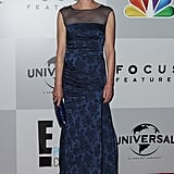 Julie White hit the carpet.
