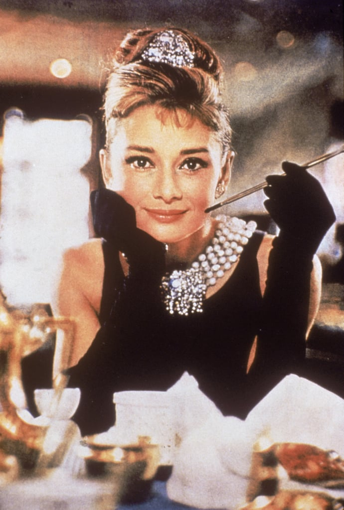 Holly Golightly From Breakfast At Tiffanys