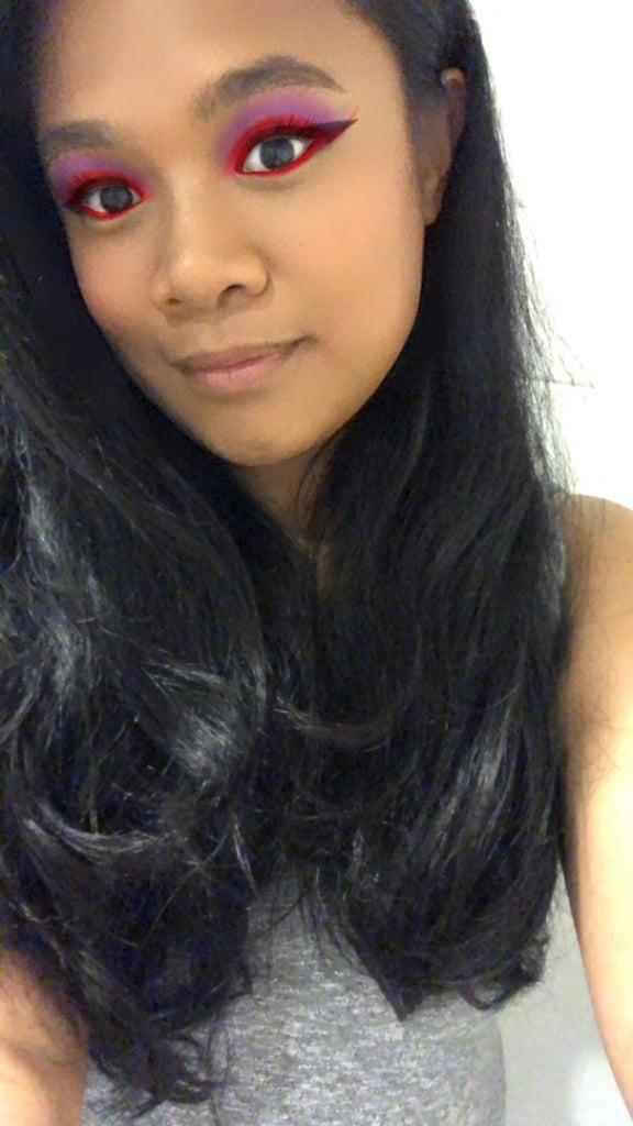 Instagram's Euphoria Makeup Face Filters