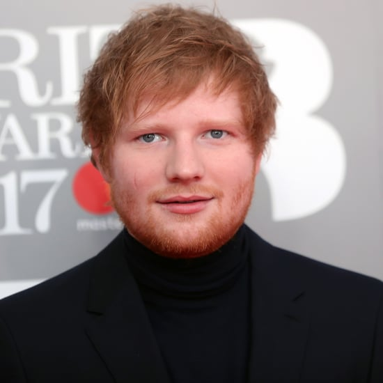 Photo of Ed Sheeran's Baby Lookalike