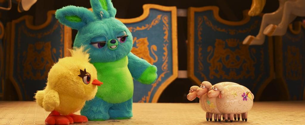 Disney Plus's Pixar Popcorn Series Trailer and Photos