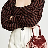 Loeffler Randall Jesmyn Bucket Bag ($401.97)