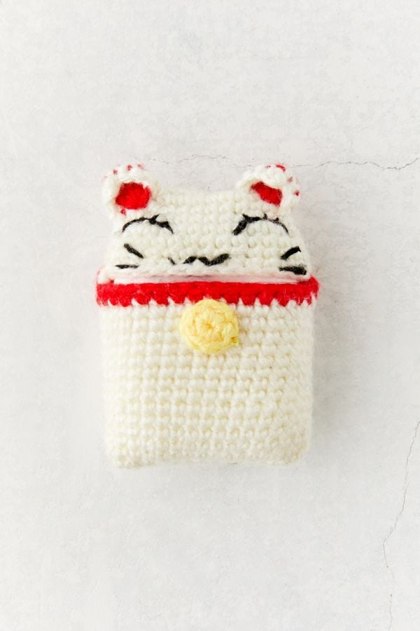 Urban Outfitters Crochet AirPods Case