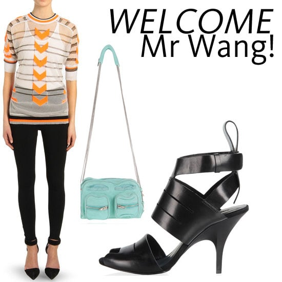 Alexander Wang Now Ships To Australia: Shop The Editor's Top Ten Online Buys!