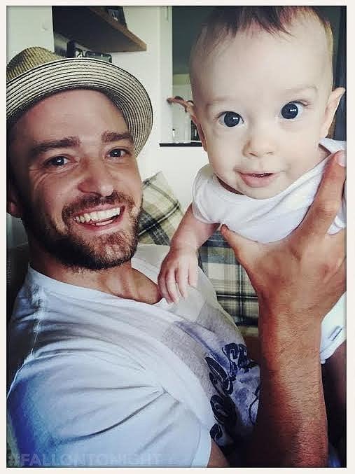 Justin Timberlake - Dad