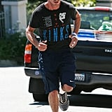 Photos of Shia Running