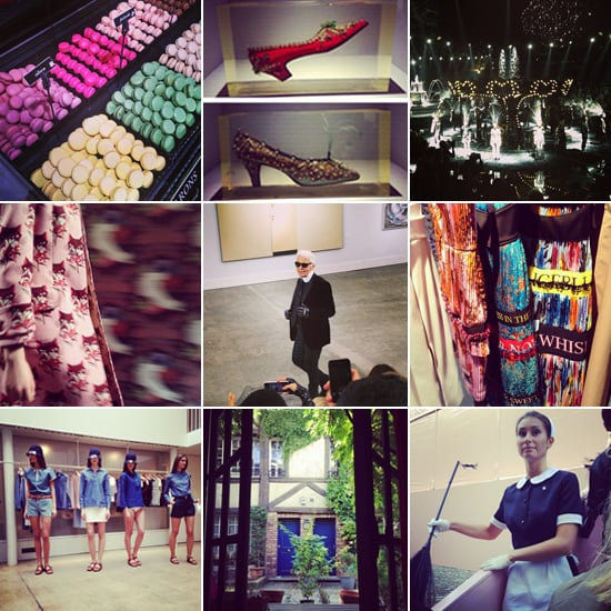 Pardon Our French: A Look Back at Paris Fashion Week in Instagrams