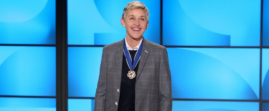 Ellen DeGeneres Explains How She Got Into the White House Without Her ID