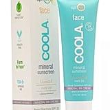 Coola Face Mineral Sunscreen Unscented Matte Tint SPF 30