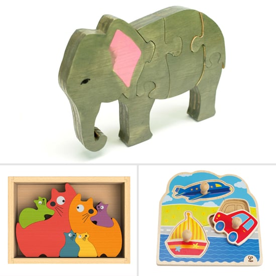 Retro Wooden Puzzles as Educational as They Are Cool
