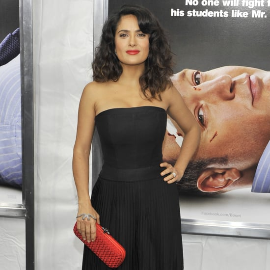 Salma Hayek at the Here Comes the Boom Premiere | Pictures