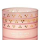 Bath and Body Works Vanilla Chai Latte 3-Wick Candle