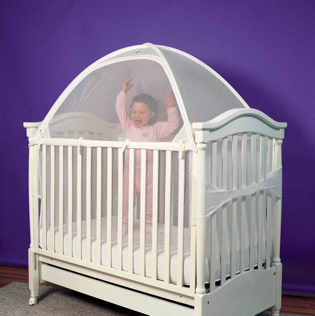 Install a Crib Tent | Stop Toddlers From Climbing Out of ...