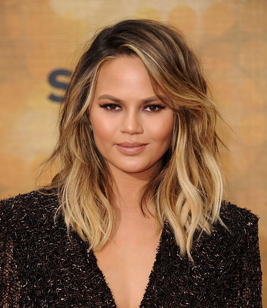 A Lob Haircuts For Round Faces Popsugar Beauty Photo 2