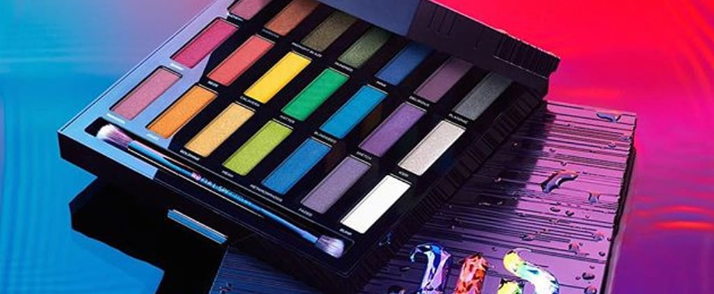 Urban Decay's Newest Eye Shadow Palette Is a Rainbow Lover's Fantasy