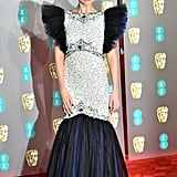 Margot Robbie at the 2019 BAFTA Awards