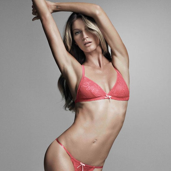 00586d217 Gisele Bundchen Shows Off Her Pre-Baby Body for Hope Lingerie  So Sexy!