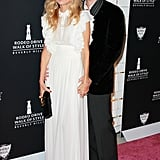 Rachel Zoe held hands with Rodger Berman at an event for Missoni in LA.