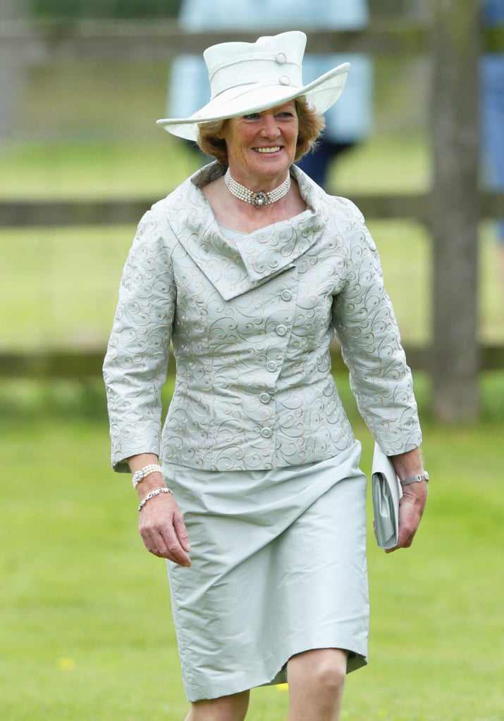 Who Is Princess Diana's Sister, Lady Sarah McCorquodale?