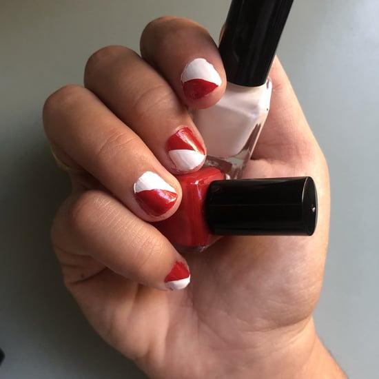 e.l.f. Cosmetics Easy Holiday Nail Designs