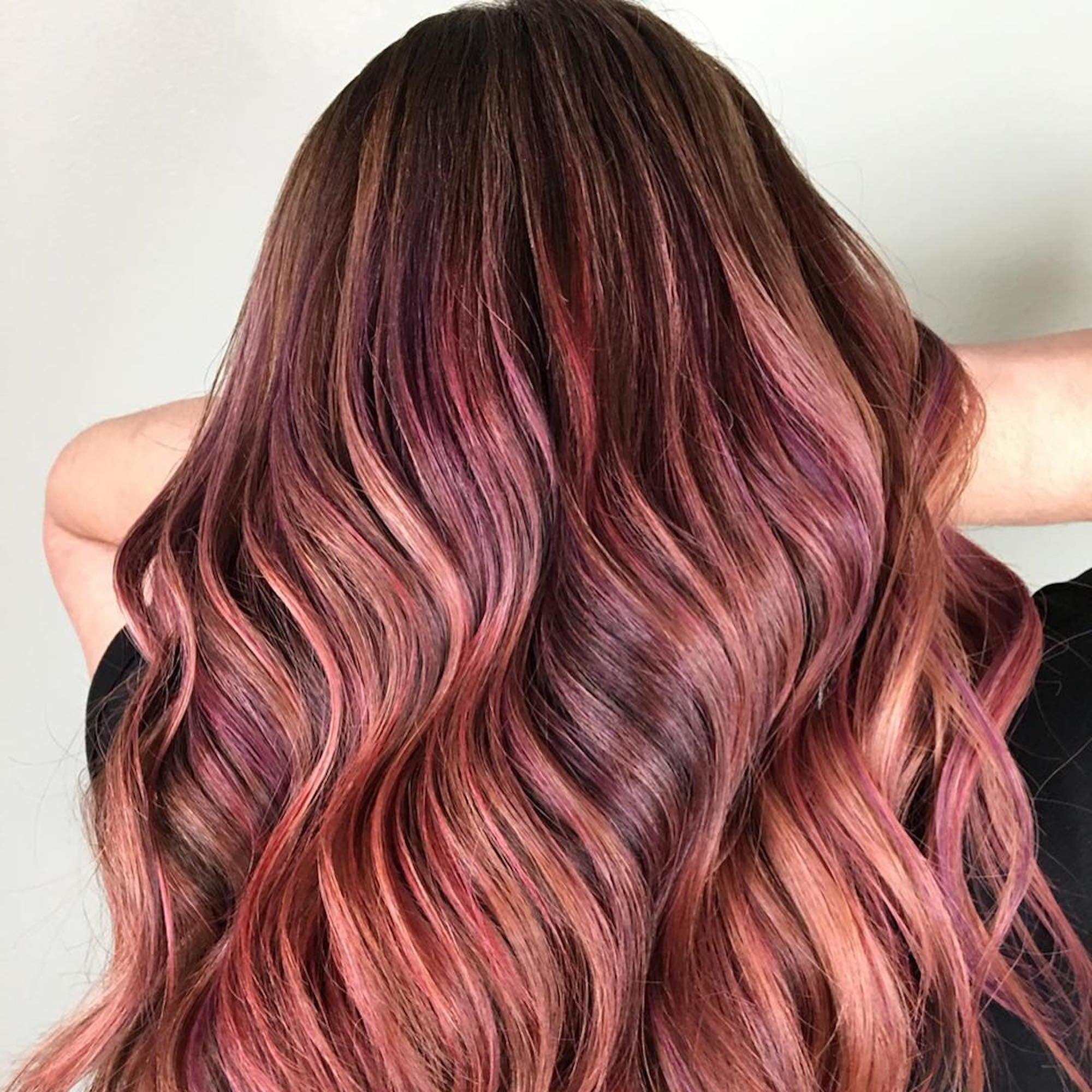 Fruit Juice Hair Color Trend | POPSUGAR Beauty