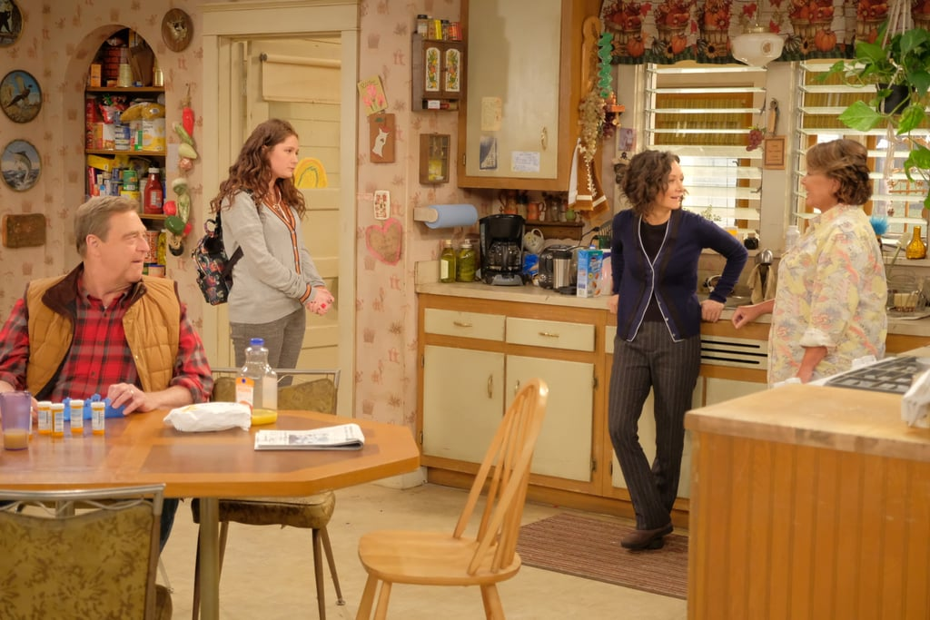 Is Harris getting some discipline from her grandmother, whom the kids will call Granny Rose?