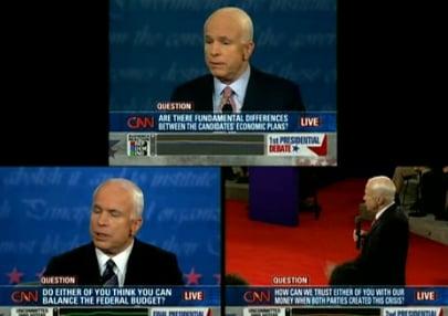 Watch: Synchronized Presidential Debating