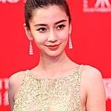 Angelababy's Dress Shanghai International Film Festival 2016