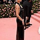Zoë Kravitz's Dress at Met Gala 2019