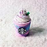 BeHappyBeUrself Unicorn Fruity Starbucks Frappuccino Bath Bomb