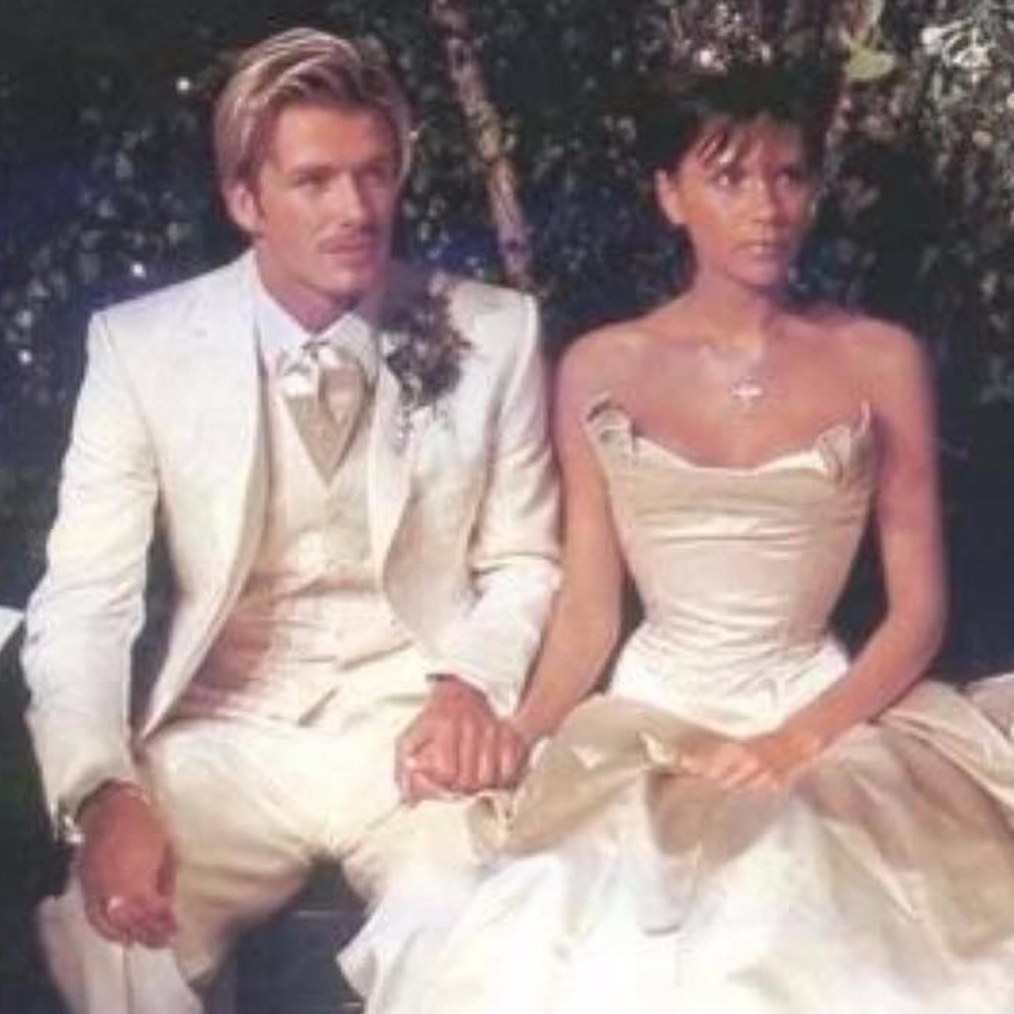 Victoria and David Beckham Wedding Facts | POPSUGAR Celebrity Australia