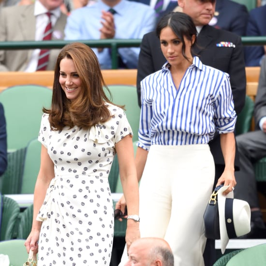 Why Does Meghan Markle Stand Behind Kate Middleton?