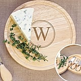 Anthropologie Gilded Greetings Cheese Board ($35, originally $47)