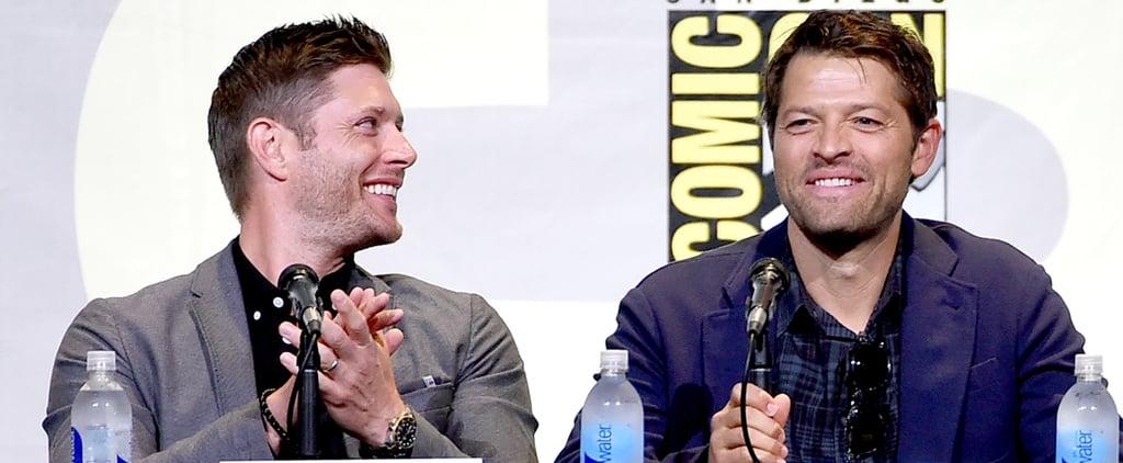"Supernatural ""Destiel"" Joke at Comic-Con 2016"