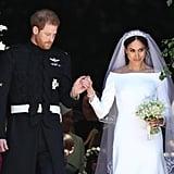 Meghan Markle's Wedding Dress Designer