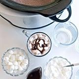 Indulgently Boozy Hot Chocolate