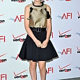 Rooney Mara wore Lanvin to the AFI Awards in LA during January.