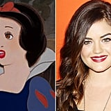 Snow White — Lucy Hale