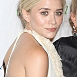 Ashley Olsen gave a smile at the Fresh Air Fund's Spring Gala in NYC.