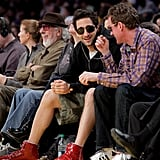 Photos of The Lakers Game