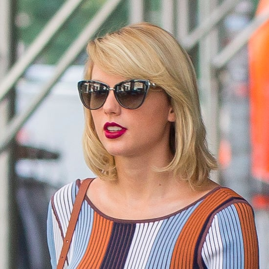 Taylor Swift's Haircut | September 2016
