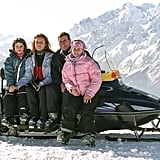 Head to Verbier Like Harry, Beatrice, and Eugenie