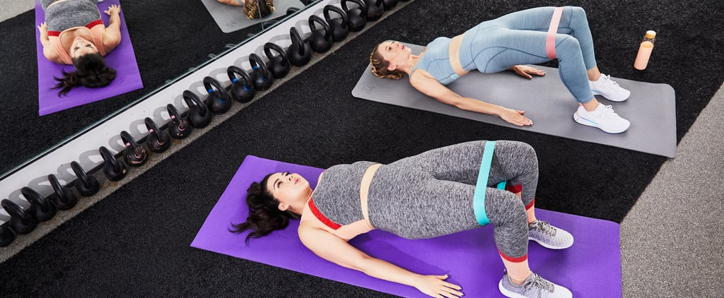 Koral and Banana Republic Activewear Collaboration