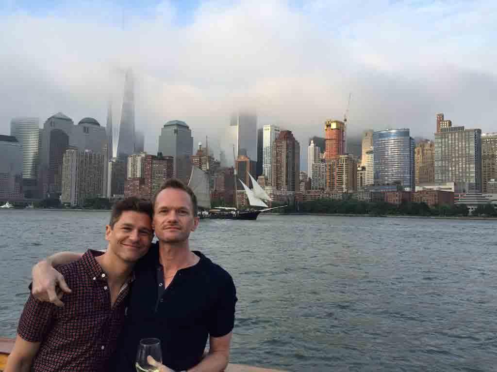 David Burtka and Neil Patrick Harris: Married