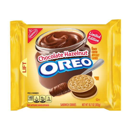 Chocolate Hazelnut Oreos