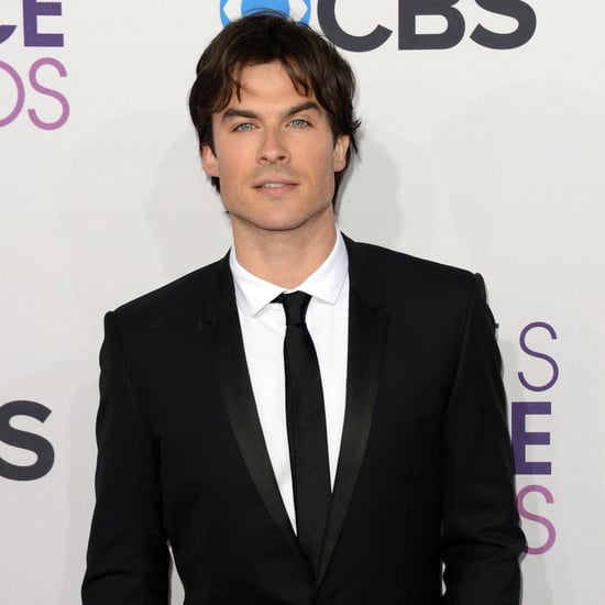 Ian Somerhalder at the People's Choice Awards 2013