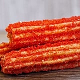 Disney California Adventure Pixar Pier Spicy Caliente Churro