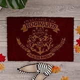 Hogwarts Crest Welcome Mat